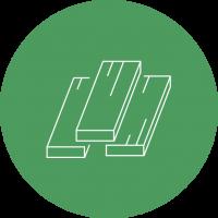 Icon Schnittholz